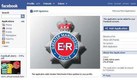 facebook-crime-application