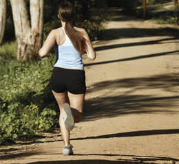 consider a personal alarm if you are jogging or power walking