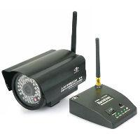 Professional Wireless CCTV Camera System