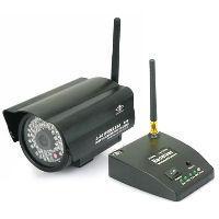 Professional Wireless CCTV Camera System