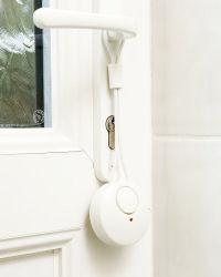 Portable Door Guardian Alarm