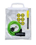 Bicycle Theft Prevention & Marking Kit